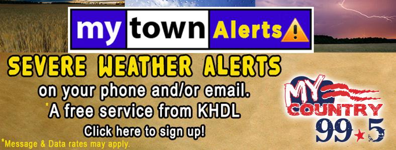 Mytown Alerts