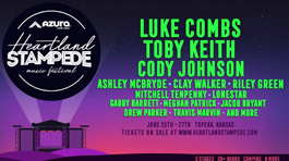 Luke Combs, Toby Keith & Cody Johnson